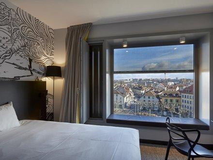 Hotel Ibis, Carouge