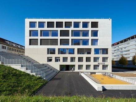 Haute école de sante et de travail social, Fribourg