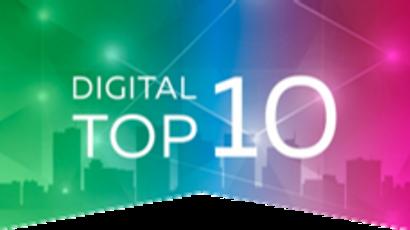 ERNE in den Digital Top 10
