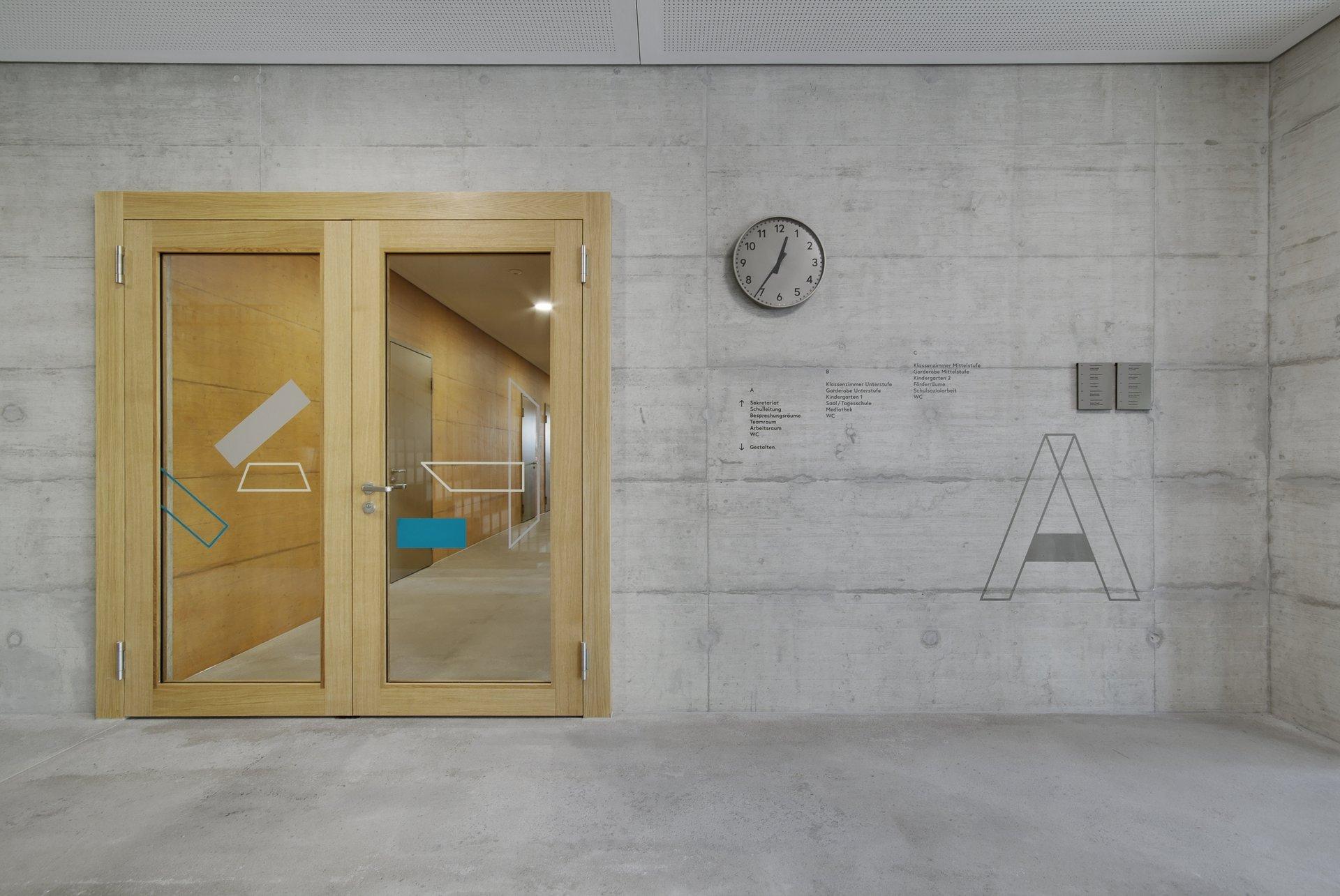 2-Flüglige Türe aus Holz