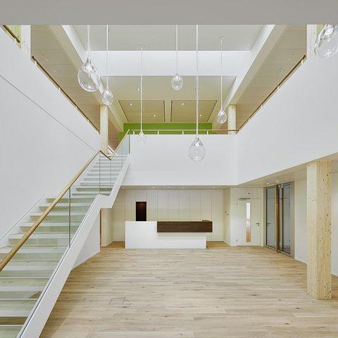 Betriebsgebäude Bio Familia, Sachseln