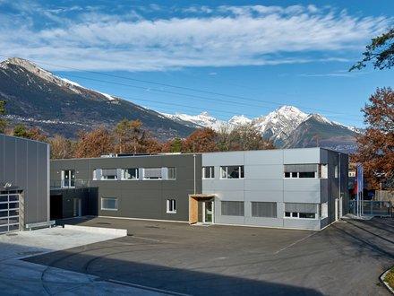 Bâtiment administratif Eckart, Vétroz