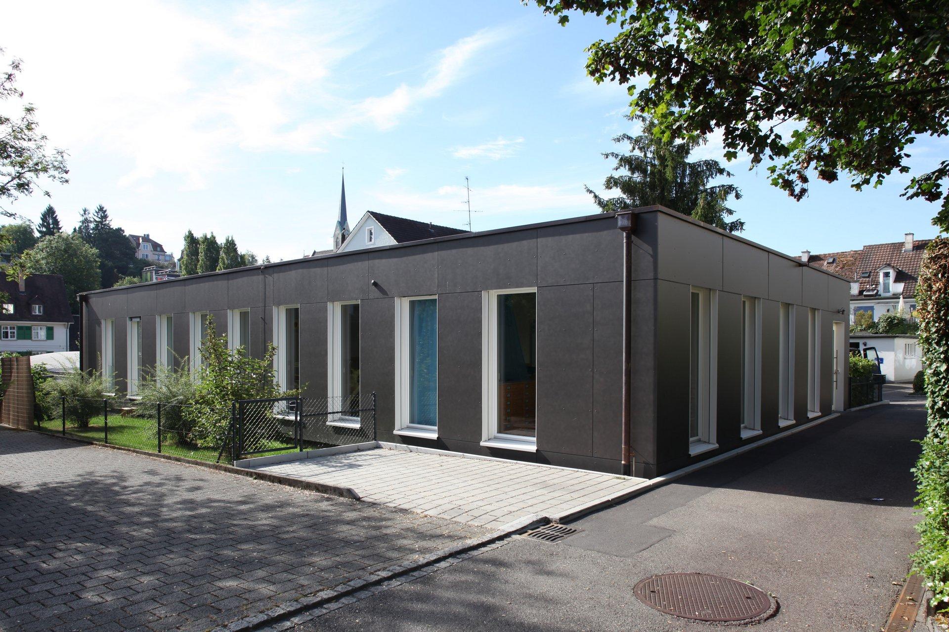 Kindergarten in Modulbuweise