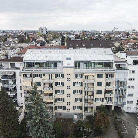 Liegenschaft Schuetzenmatt, Basel