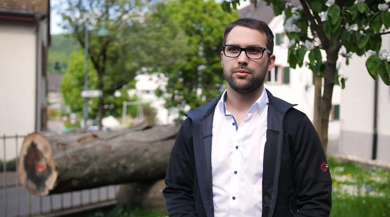 Dinkel Fabian, ERNE AG Holzbau
