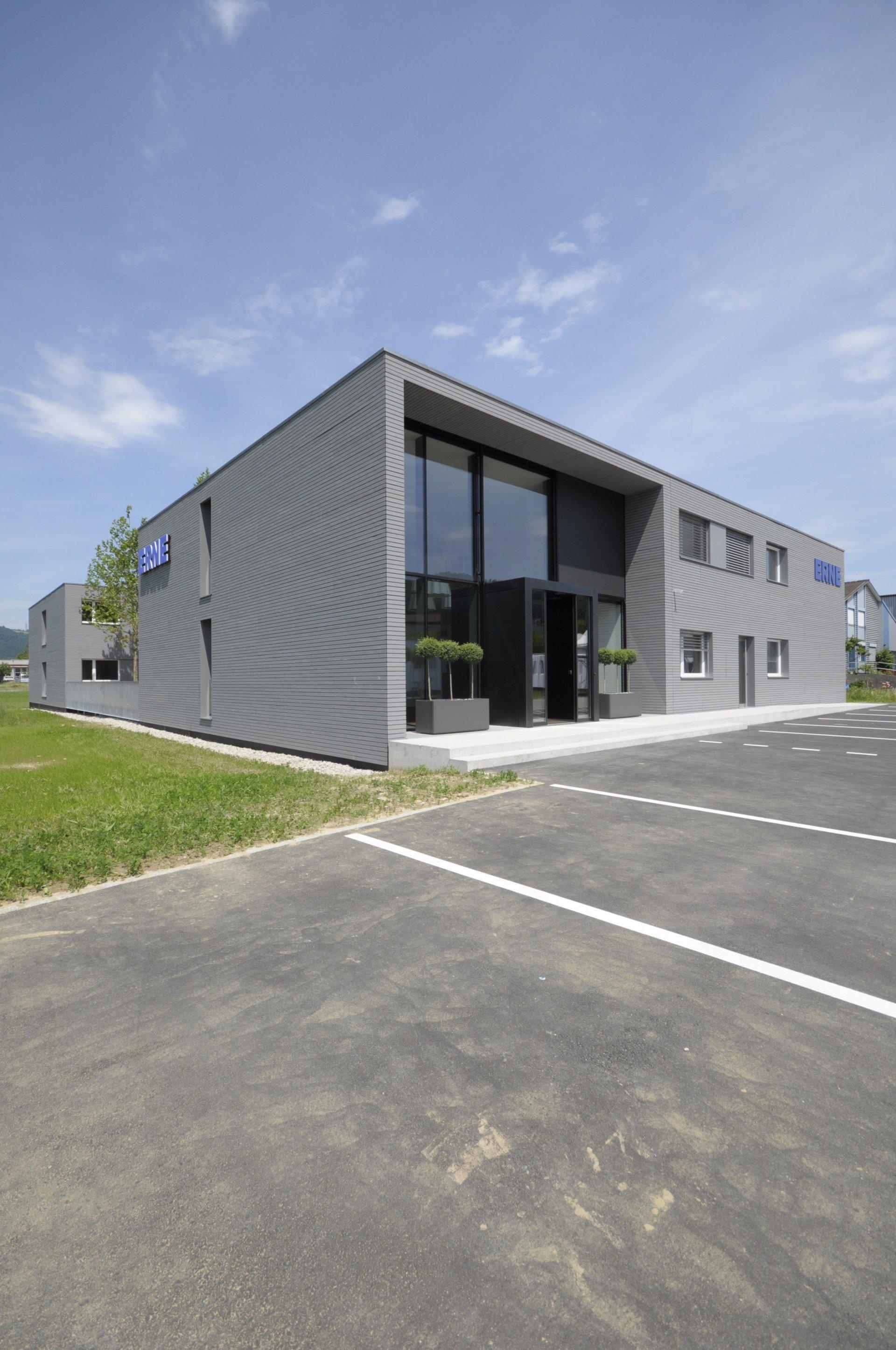 2-stöckiges Bürogebäude in Modulbauweise