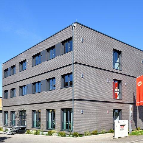 Bürogebäude Otto Graf, Teningen