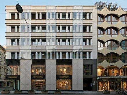 Büro- und Wohngebäude Rue Céard 8, Genf