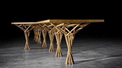 75 Jahre auf 9 Metern Holz
