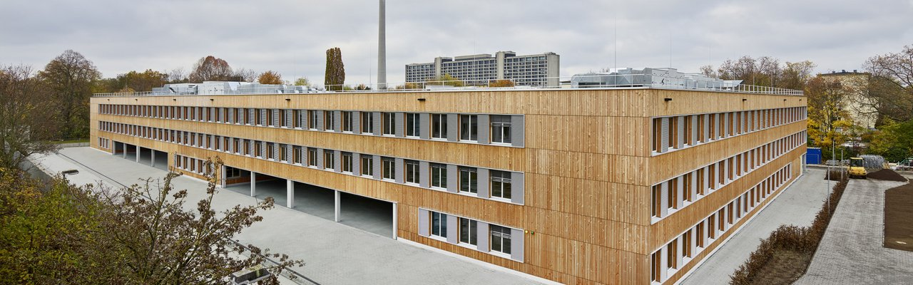 Schulcampus Westend, Frankfurt am Main