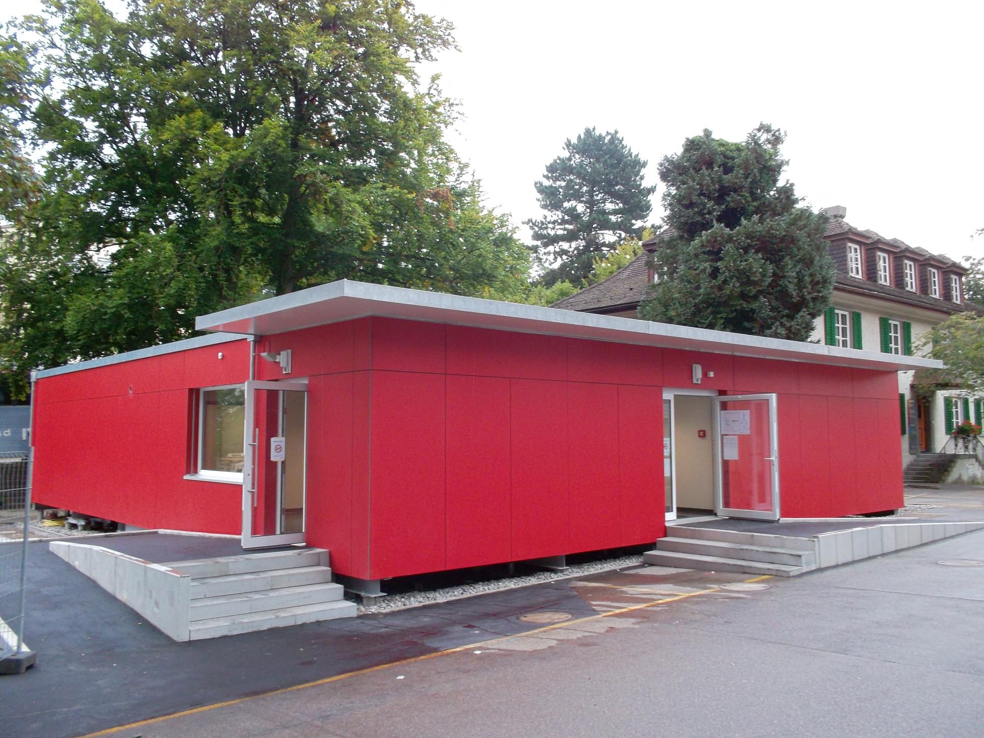 Allzweckpavillon