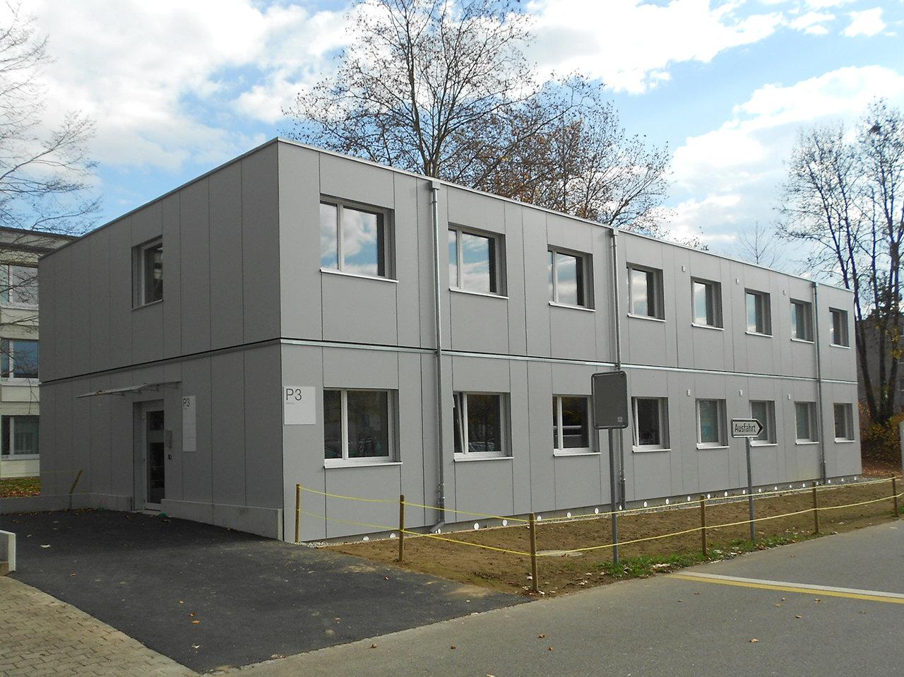 Provisorium Stiftung FARO