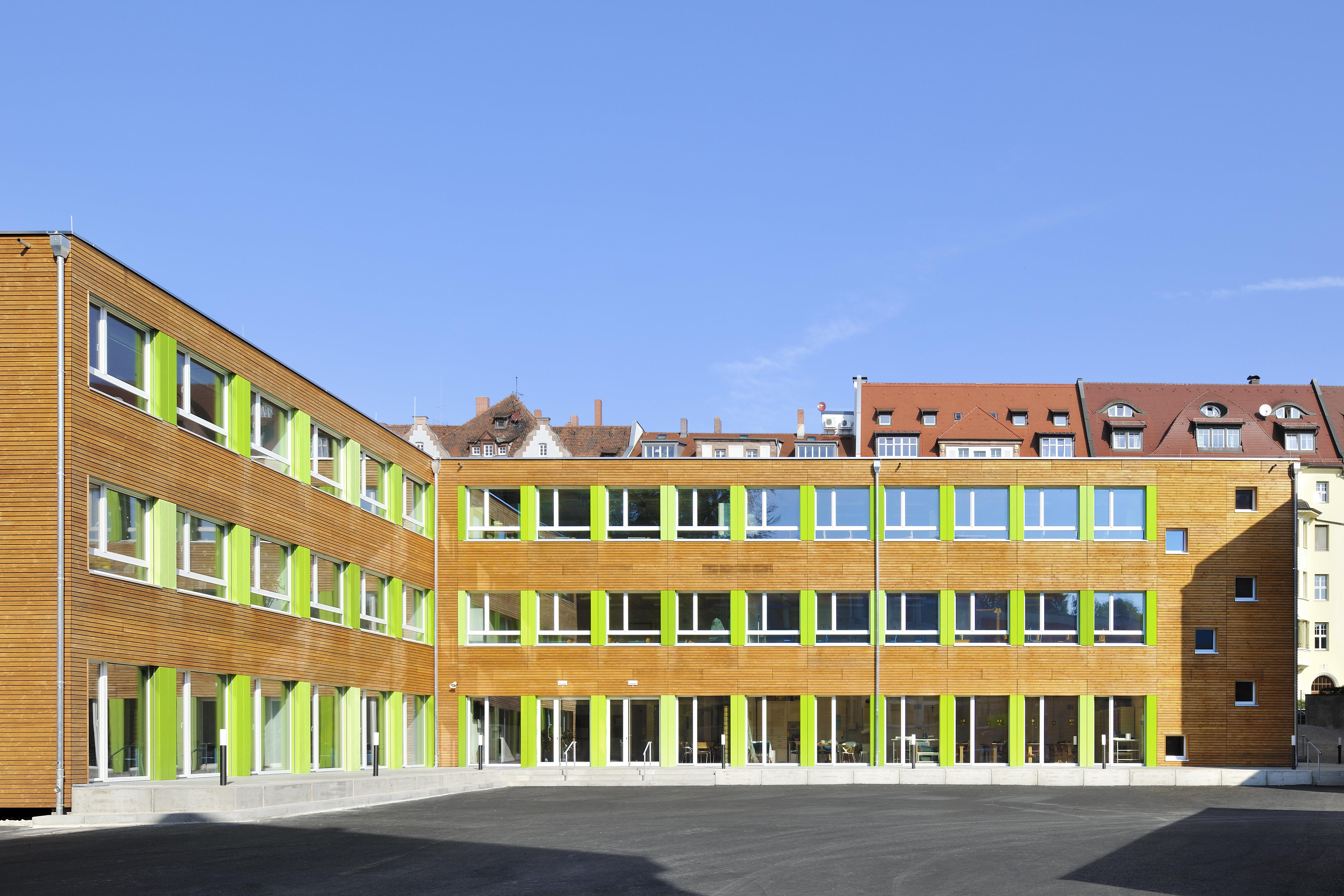Ecole Maria Ward, Nuremberg
