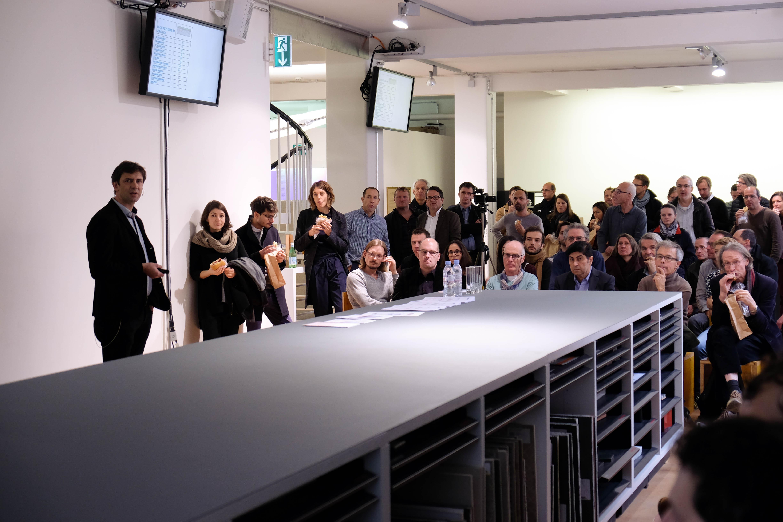 ERNE Holzbau Event Nouveau système de plafonds composites