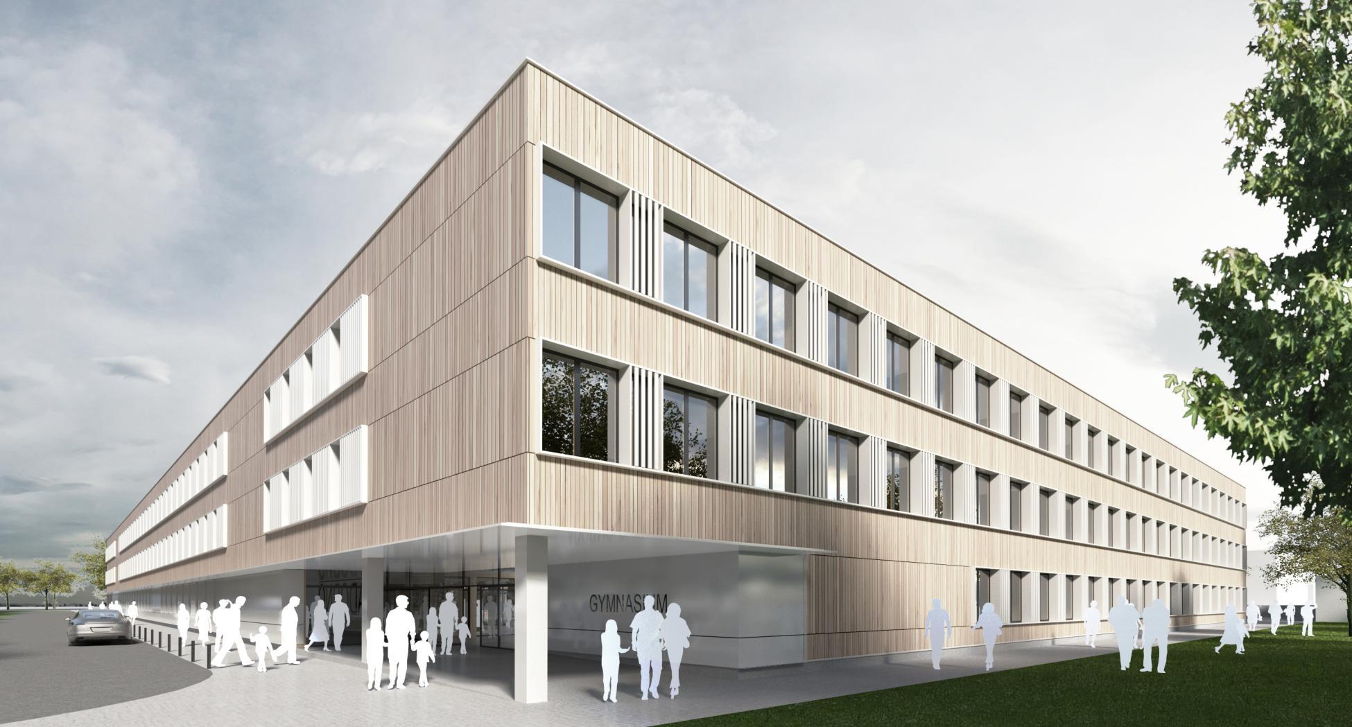 Schulcampus Westend, Frankfurt