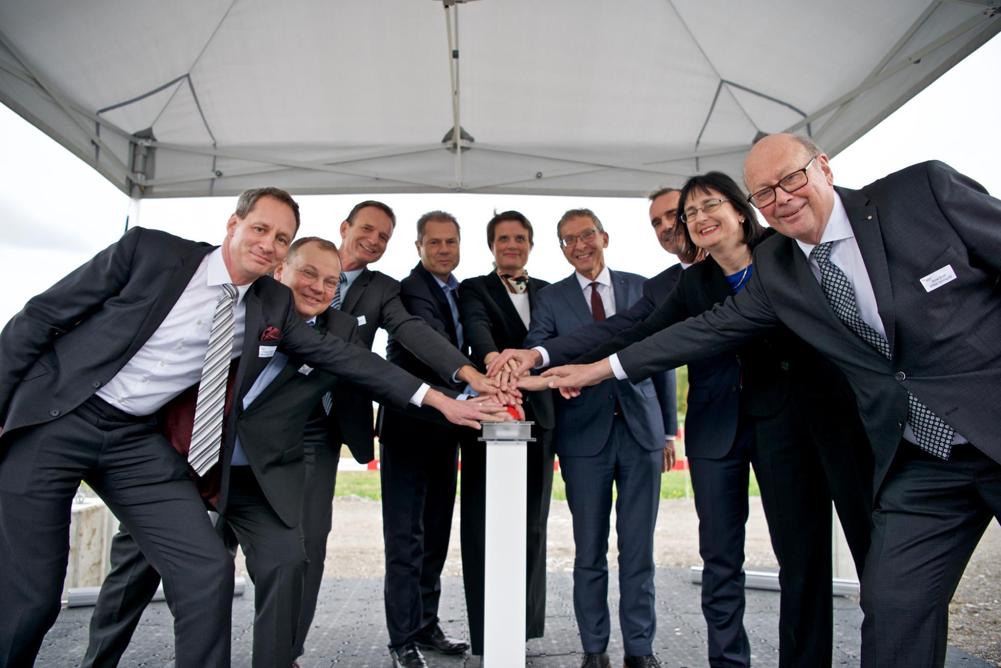 Lancement de Park Innovaare, Villigen