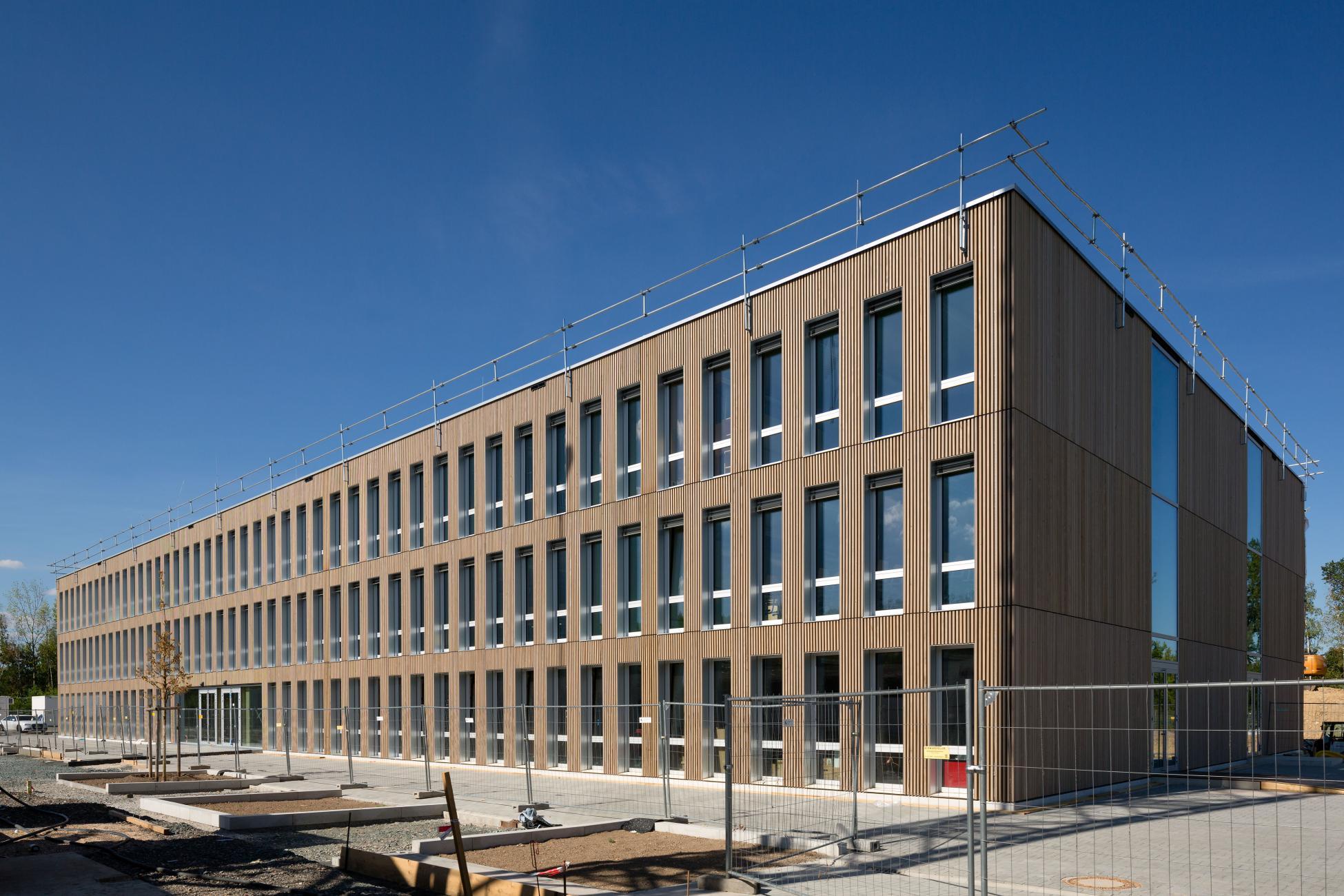 Lycée Nord, Frankfort sur le Main