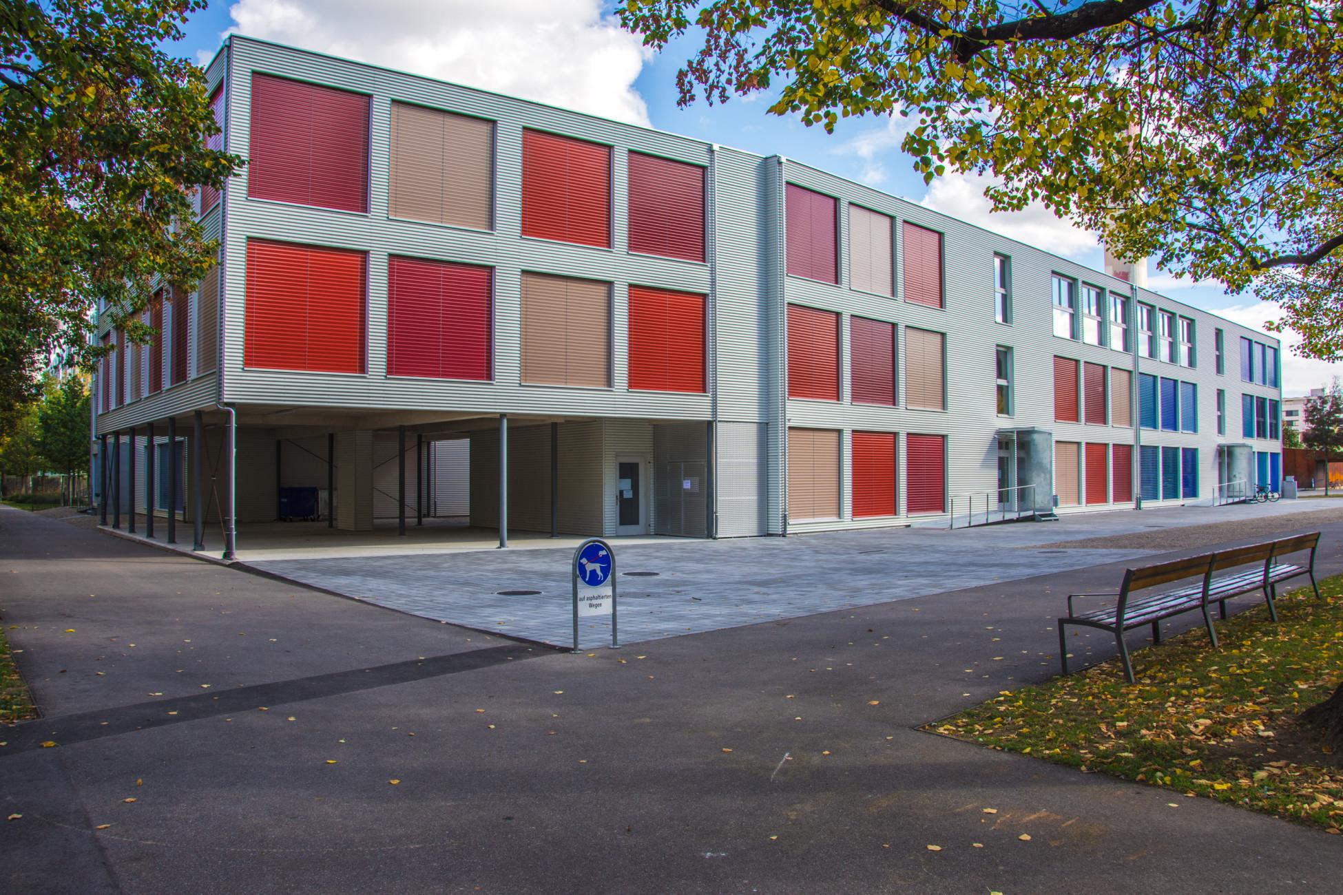 Provisorium Büro/Verwaltung